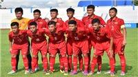 U15 Việt Nam ngược dòng đánh bại U15 Campuchia