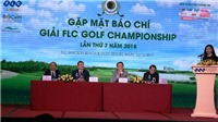 Hơn 1000 golfer tham gia FLC Golf Championship 2018