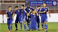 Thắng nghẹt thở Than Quảng Ninh, Quảng Nam chạm một tay vào chức vô địch V-League 2017
