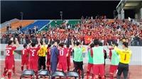 'Đè bẹp' Lào, U19 Việt Nam toàn thắng tại vòng loại U19 châu Á 2018