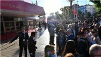 Di tản khán giả khỏi rạp chiếu phim Cannes vì nghi ngờ đánh bom