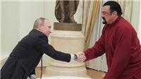 Có hộ chiếu Nga, sao võ thuật Steven Seagal bị Ukraine coi là phần tử nguy hiểm