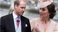 Vợ chồng hoàng tử William cố che giấu bất hòa trong đám cưới cô em