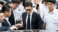 Đã có bản án chính thức cho T.O.P của Big Bang vì tội sử dụng ma túy