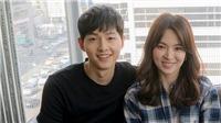 Song Joong Ki không thể ngừng tâng bốc vợ sắp cưới Song Hye Kyo