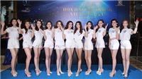 Hoa hậu Đại dương 2017: Dàn người đẹp có 'vòng eo con kiến' vào Chung kết