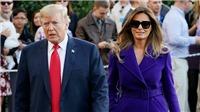 Bà Melania Trump làm gì khi Tổng thống Donald Trump đang công du Việt Nam?