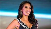 Hoa hậu Hoàn vũ 2017: Ứng viên sáng giá Philippines cay đắng vì tin nhầm người