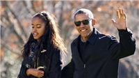 Rời Nhà Trắng, con gái ông Obama vẫn bị bới móc đời tư