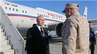 Đội Su-30 bảo vệ Tổng thống Putin dựng 'bẫy nhiệt' nguyện hứng tên lửa kẻ địch