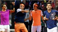 Nadal, Djokovic, và sự trỗi dậy của làn sóng trẻ