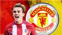 NÓNG: Griezmann chính thức đòi rời Atletico, Man United mừng thầm