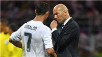 ĐIỂM NHẤN Real Madrid 3-0 Atletico: Ronaldo lại làm tan nát trái tim Atletico, Zidane quá tài tình