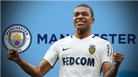 Mời lương cao hơn, thân thiết với Monaco, Man City tự tin 'nẫng tay trên' Mbappe từ Real