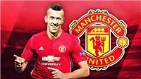Có Perisic, Man United sẽ đá với sơ đồ nào?