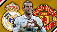 CHUYỂN NHƯỢNG M.U 10/08: Mourinho vẫn quyết mời gọi Bale, Rose ra yêu sách, De Gea bị hoãn gia hạn