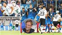 ĐIỂM NHẤN Hoffenheim 1-2 Liverpool: Cứu tinh Mignolet, nỗi lo Lovren và siêu phẩm sút phạt khó tin