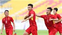 CHẤM ĐIỂM U22 Việt Nam 4-0 U22 Timor Leste: Điểm 10 Văn Hậu, Công Phượng được giải tỏa