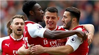 Video clip hightlights bàn thắng trận Arsenal 3-0 Bournemouth