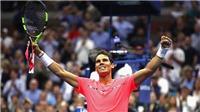 Vùi dập sao trẻ, Nadal đầy hưng phấn đợi Federer ở bán kết US Open