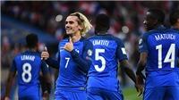 Video clip highlights bàn thắng trận Pháp 2-1 Belarus