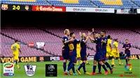 Barcelona sẽ chuyển sang giải nào nếu Catalunya tách khỏi Tây Ban Nha?