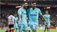 ĐIỂM NHẤN Bilbao 0-2 Barca: Ter Stengen cứu thua, Messi đem lại chiến thắng, và 'Pauligol'
