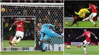 Video clip highlights bàn thắng trận Watford 2-4 M.U