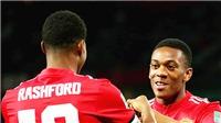 Mourinho chú ý! Martial không muốn làm 'siêu dự bị' của M.U nữa