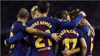 Video clip highlights bàn thắng trận Barcelona 2-0 Sporting Lisbon