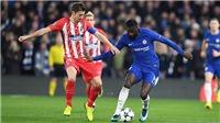 Video clip highlights bàn thắng trận Chelsea 1-1 Atletico Madrid