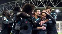 ĐIỂM NHẤN Huddersfield 1-3 Chelsea: Bakayoko, Willian tạo niềm tin. Chelsea không phải dựa vào Morata