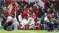 Bristol City, đội đánh bại M.U 2-1, yếu cỡ nào?