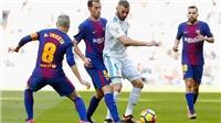 Pha 'xoay compa' tuyệt hảo của Busquets giúp Barca làm tan nát con tim Real Madrid