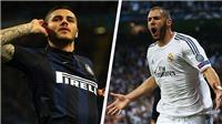 CHUYỂN NHƯỢNG 24/12: Real Madrid nhắm Icardi thay Benzema, Inter Milan muốn mượn Mkhitaryan