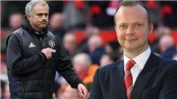 M.U kém Man City là lỗi của Ed Woodward, không phải Mourinho