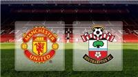 M.U 0-0 Southampton: Lại hòa, Lukaku chấn thương, M.U rớt xuống thứ 3