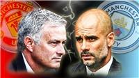 Derby Manchester: Mourinho, Guardiola, và sự va đập dữ dội của hai phong cách