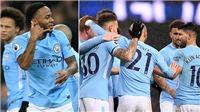 Video clip highlights bàn thắng trận Man City 3-1 Watford: Tái lập khoảng cách 15 điểm với M.U