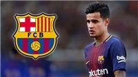 Barca mua Coutinho với giá kỷ lục: Lấy tiền từ đâu để trả cho Liverpool?