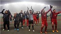 U23 Việt Nam dạt dào tự tin trong huyết quản