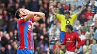 Man City gợi nhớ 'khoảnh khắc Van Nistelrooy' ở mùa giải kỉ lục của Arsenal