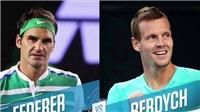 Lịch thi đấu Wimbledon 2017 ngày 14/07: Ngóng chờ Federer