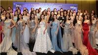 Công bố top 70 thí sinh đẹp nhất Hoa hậu Hoàn vũ Việt Nam 2017