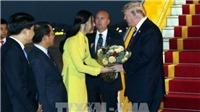 Hà My - nữ sinh tặng hoa cho Tổng thống Donald Trump có gì đặc biệt?