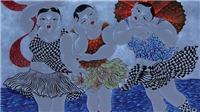 'Men đàn bà' - chùm tranh đa chiều của cặp vợ chồng họa sĩ trẻ