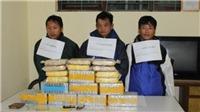 'Cất vó' trong đêm chuyên án ma túy lớn nhất tại Điện Biên