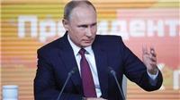 Tổng thống Vladimir Putin là ứng cử viên tự do, Thủ tướng Medvedev nói gì?