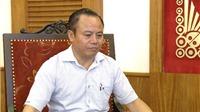 Cục trưởng Nguyễn Đăng Chương chờ bố trí công tác khác