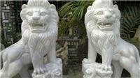 3 năm 'di dời' sư tử đá: Hà Nội dẫn đầu nhưng kết quả vẫn còn 'khiêm tốn'!